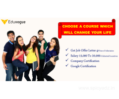 Digital marketing course with job guarantee