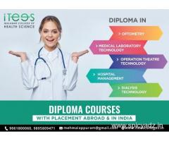 Paramedical Courses in Kerala | Optometry Colleges in Malappuram
