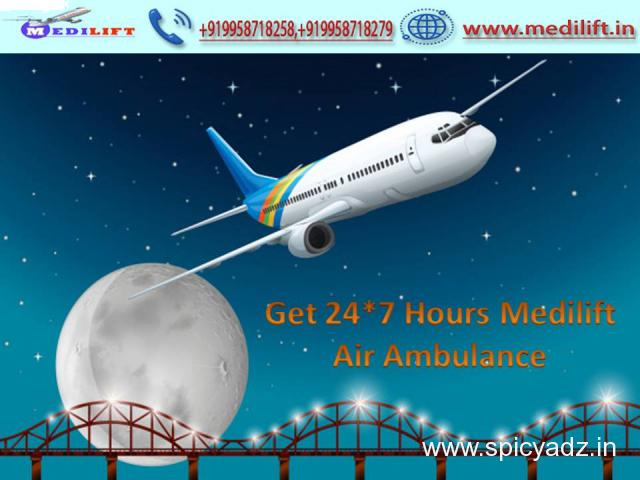 Hire Superior and Low-Fare Air Ambulance Service in Mumbai