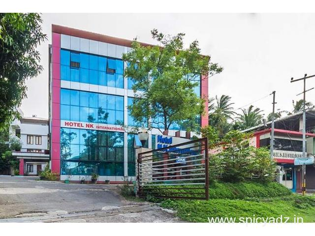 Get Hotel N K International in,PortBlair with Class Accommodation. - 1