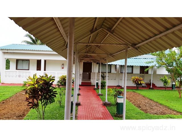 Get Hornbill Nest Resort in,PortBlair with Class Accommodation. - 1