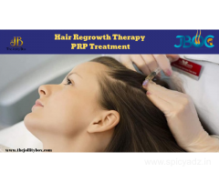 Hair Shedding Treatment at JBOC