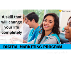 Digital Marketing course | One more step for your brighter future