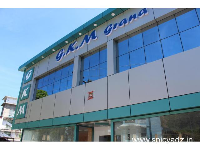 Get GKM Grand Hotel in,PortBlair with Class Accommodation.