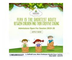 Looking for Day Care in South Delhi?