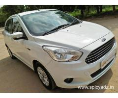 Buy Ford Figo Titanium(O) TDI 2017 Model from best used car dealer