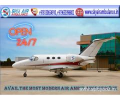 Utilize Air Ambulance in Bangalore with Healthcare Specialist