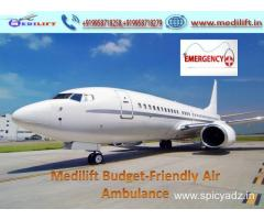 Avail of the Medilift Air Ambulance Service in Bangalore
