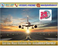 Rent Air Ambulance in Bhopal with A to Z Cure