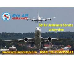 Select a Low-Budget Air Ambulance in Delhi