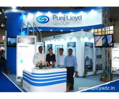 Get in Touch with the Best 3D Exhibition Stall Designer in Delhi