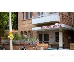 Get Bloominghouse Homestay in,Jodhpur with Class Accommodation.