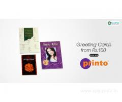 Greeting Cards from Rs.100