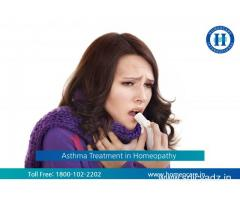 Best Homeopathy Treatment for Asthma - Homeocare International