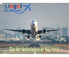 Now Book the Best and Fast Angel Air and Train Ambulance in Allahabad with Medical Team