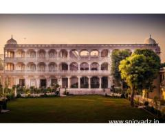 Get Regenta Resort Vanya Mahal in,Ranthambore with Class Accommodation.