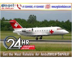 Get Angel ICU Air and Train Ambulance from Chandigarh for Critical Patient Transfer
