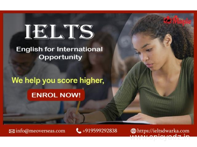 Looking IELTS Coaching in Dwarka