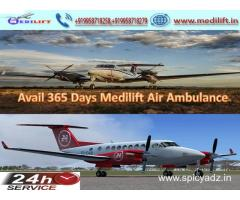 Book Medilift Air Ambulance Service in Abu Dhabi at Low Fare