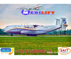 Get Advanced Medical Support Medilift Air Ambulance Service in Abuja