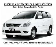 Dehradun Taxi Services, Travel Services in Dehradun