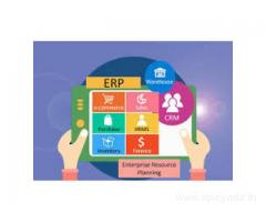 ERP Software Development in New Delhi