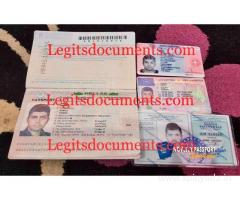 Buy real quality fake passport,driver's licences, id card, Visa's, Certificates whatsApp: +1(719)357