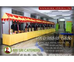 Wedding Caterers Quotes | Wedding Planners Chennai - Sri Sri Caterers