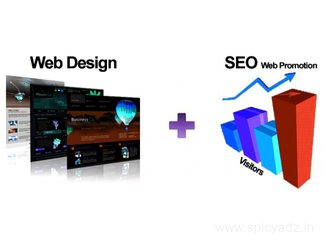 Web Designing And SEO web promotion in Hyderabad, Indi
