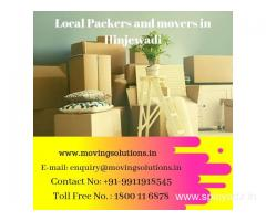 Hire Leading Movers and Packers in Hinjewadi and Save Upto 15% with Movingsolutions.in