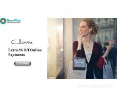 Extra 5% Off Online Payments