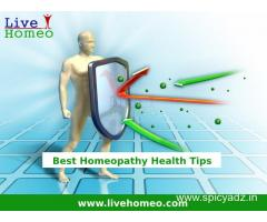 Best Homeopathy Health Tips