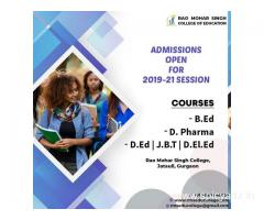 D El Ed Course in Haryana| R.M.S. College of Education