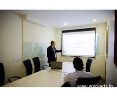 Commercial office space for rent with low advance