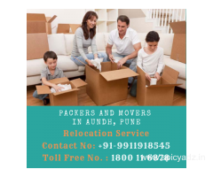 Get Free Quotes of Top 3 Packers and Movers in Aundh