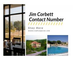 Jim Corbett Contact Number