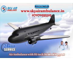 Unobtainable Charter Air Ambulance Service in Jammu