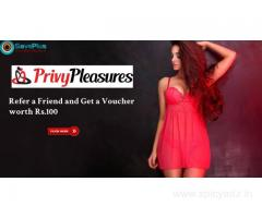 Refer a Friend and Get a Voucher worth Rs.100