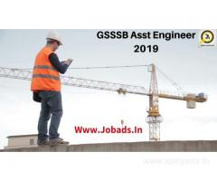 Asst Engineer Recruitment 2019