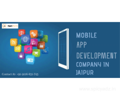Mobile App Development Company In Jaipur