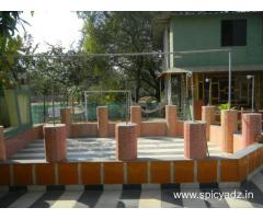 Get Aashirwad Cottage and Resort (MTDC) in,Alibaug with Class Accommodation.