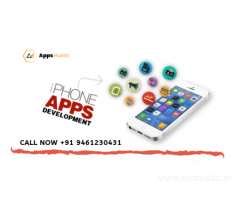 Best iOS App Developers In Jaipur - AppsHunts