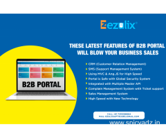 Get B2B Portal with Latest Features