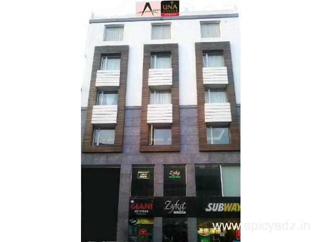 Get Hotel Abode UNA Xpress in,Amritsar with Class Accommodation. - 1