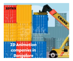 2D animation companies in India | 2D animation studios in Bangalore India | 2d Animation for trainin