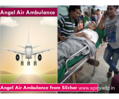 Angel air ambulance in Silchar-Endless Solution for Emergency case
