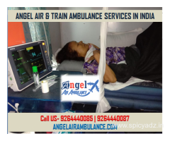 Angel air ambulance in Delhi -24/7 Patient Transportation