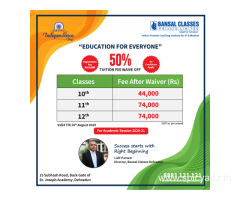 Bansal Classes Dehradun- Bet IIT-JEE/NEET/AIIMS coaching in Dehradun