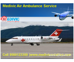 Medivic air ambulance Delhi- Deliver Quality Service