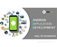 Android Application Development Company - Appshunts